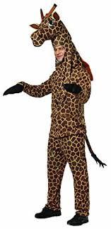 brown costume rasta imposta giraffe costume brown yellow one size