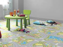 sol vinyle chambre idée déco chambre enfant un sol pratique et original