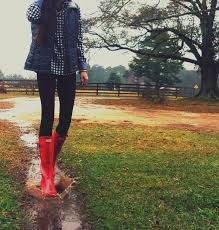 Rainboots Best 25 Red Rain Boots Ideas On Pinterest Short Hunter Rain