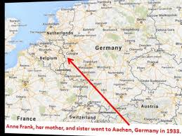Ulm Germany Map by Intro To Reading Diary Of Anne Frank Play Youtube