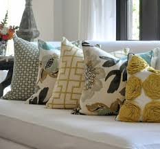 Accent Sofa Pillows by Not This Color Scheme But Could Do Throw Pillows In Same Color