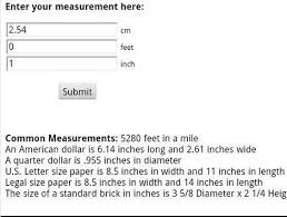8 feet in inches inch cm foot conversion apk download free productivity app for