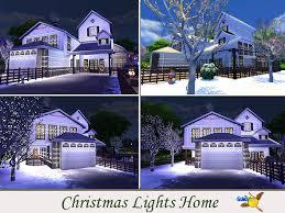 sims 3 holiday lights evi christmas lights home
