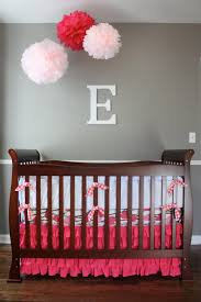 Baby Room Ideas White Gray Pink Pin Baby Girls Room Decorating Ideas On Pinterest Decor For A
