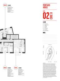 60sqm To Sqft Montagu House Plans By Ballymore Group Issuu