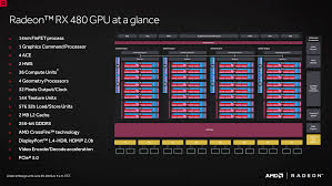 amd rx 480 review the best budget graphics card u2014but for how long