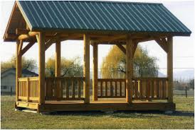 Backyard Shelters Home Decorating Interior Design Bath - Backyard shelters designs