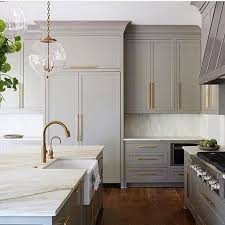 light grey kitchen 30 grey kitchens that you ll never want to leave digsdigs