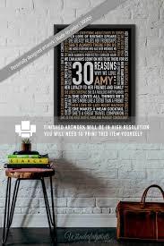 best friend gift ideas 30 reasons why i love you custom