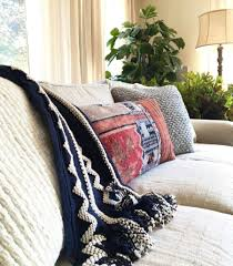 home decor pillows decorating the home for fall adding color patterns u0026 textures