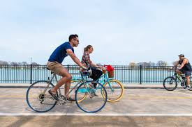 Bike Map Chicago by The Best Chicago Bike Routes