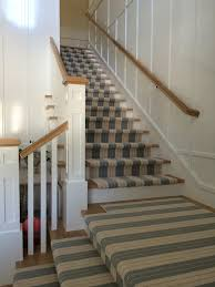 floor colorful carpet runners for stairs design ideas with white