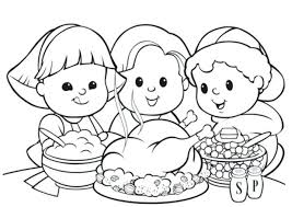 turkey picture coloring day pages thanksgiving gallery ideas