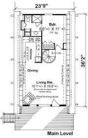 Modified A Frame House Plans by House Plan 24308 At Familyhomeplans Com