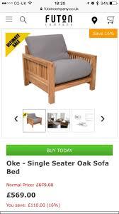 best futon company sofa bed deals compare prices on dealsan co uk