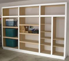 Building Wood Shelves Garage by 104 Best Garage Wall Mounted Storage Images On Pinterest