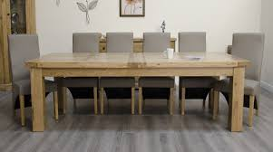 rustic oak dining table coniston rustic solid oak extra large extending dining table oak