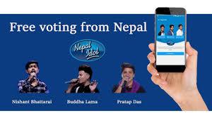 Vote Idol Free Vote From Nepal Using Nepal Idol App Using Vpn
