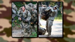 Army Thanksgiving Leave First Two Women Soldiers Pass Elite U S Army Ranger Course