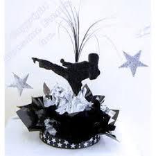 Star Centerpieces Karate Star Centerpiece