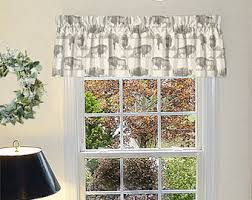 Cafe Curtains For Bathroom Made To Order Window Curtains U0026 Window By Thepreppyowlboutique