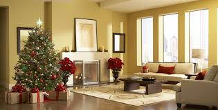 Living Room Decoration Idea by Christmas Room Part 28 Christmas Home Decorating Interior