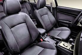 Mitsubishi Lancer 2014 Interior 2014 Mitsubishi Lancer Test Drive Nikjmiles Com