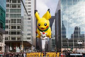 macy s thanksgiving day parade kicks in nyc