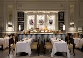 Salish Lodge Dining Room by Andaz Liverpool Street Cellophaneland