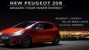 peugeot ad peugeot 208 awaken your inner energy tv advert songs