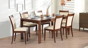 Vanalen  To  Glass Top Extendable Dining Table Urban Ladder - Glass top dining table hyderabad