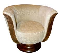 Swivel Chairs For Sale Art Deco Furniture For Sale Seating Items Art Deco Collection