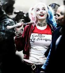 shout out to every who dressed up as harley quinn this year