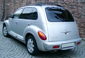 file chrysler pt cruiser rear 20071211 jpg wikimedia commons