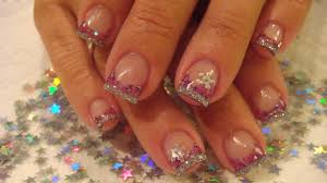 acrylic nails cute how you can do it at home pictures designs