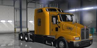 kenworth truck accessories kenworth t600 truck ats mod american truck simulator mod