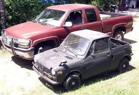 smallest honda car the smallest mini truck 1972 honda n600 http barnfinds com