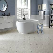 tile sheets for bathroom floor with mosaic tiles design and
