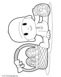 pocoyo coloring pages coloring
