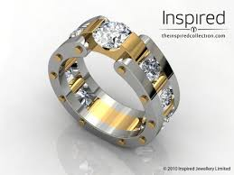 rings design for men international award winning men s ring by karl williams of