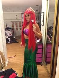 Ariel Costume Halloween Lorax Costume Absurdity Lorax Costume Lorax