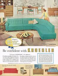 50s Bedroom Furniture by Mid Century Modern Sectional Furniture Found In Mom U0027s Basement