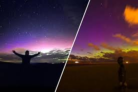 how long do the northern lights last northern lights could last for weeks here s why scotland s skies