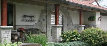 eco friendly landscaping u0026 stone veneer ideas that will help you