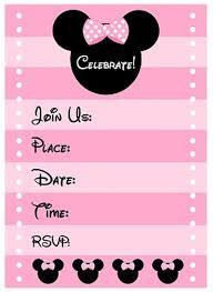 email minnie mouse invitation template free u2013 orderecigsjuice info