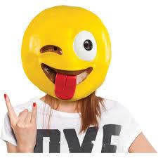 big mouth inc tears of joy emoji mask www kotulas com free