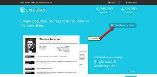 Resume Builder Online Free by Cv Maker Online Free Professional Cv Builder Easy Com The R Eacute