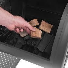 broil king smoke 32 inch offset charcoal smoker black bbq guys