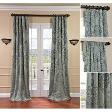 Plum Faux Silk Curtains 7 Best Stay Within Your Budget With Faux Silk Drapes Images On