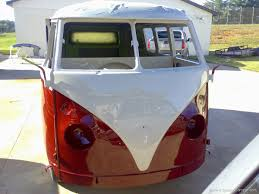 volkswagen bus painting vw bus front painted bus and camper